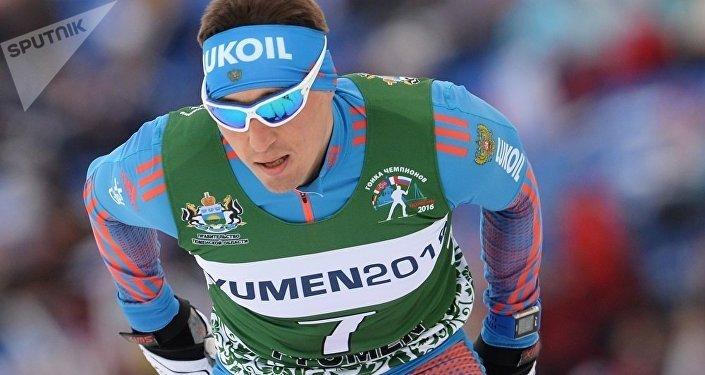 俄罗斯滑雪运动员亚历山大·列赫科夫