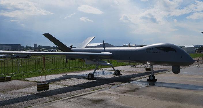 中國無人機