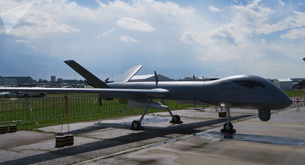 中国无人机