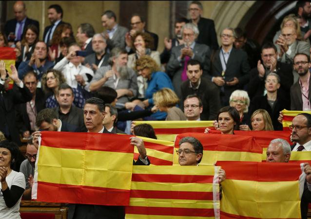 民调:15%的加泰罗尼亚人相信当地能够独立
