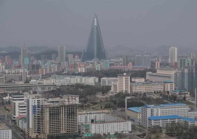 朝鮮首都平壤