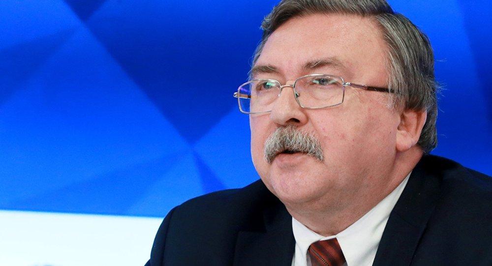 俄外交官:对伊朗实施石油禁运毫无理由