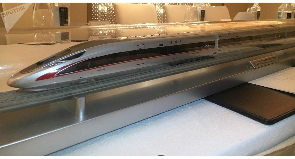 俄部長與中方公司討論哈爾濱—符拉迪沃斯托克高鐵項目