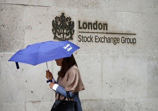 英國應研究導致俄En+集團進入倫敦證交所的問題