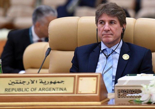 阿根廷前副总统因非法牟利在布宜诺斯艾利斯被捕
