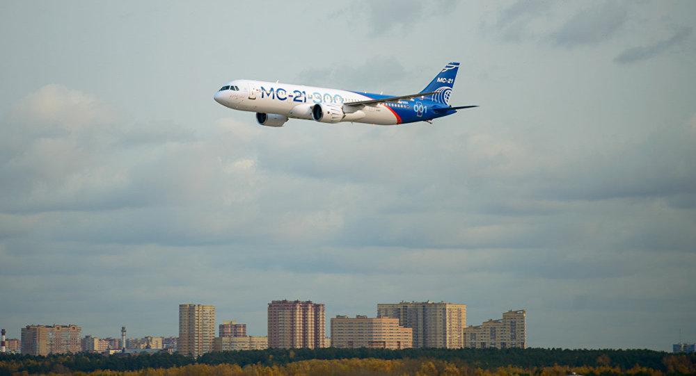 第二架MC-21-300飛機加入飛行試驗計劃