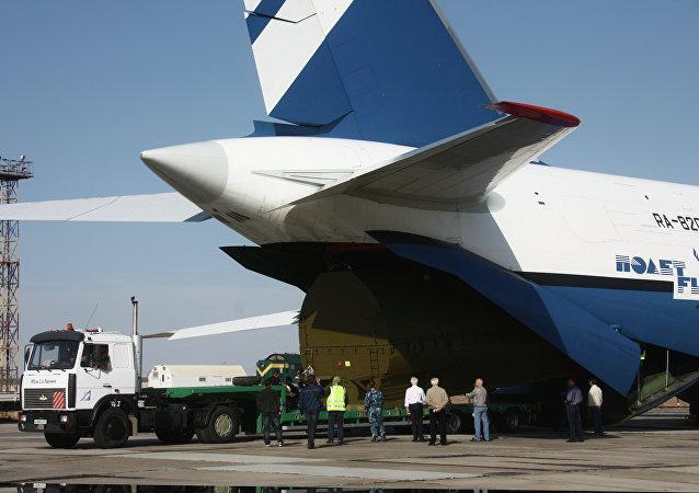 烏安東諾夫公司將延長俄公司「魯斯蘭」飛機的使用壽命