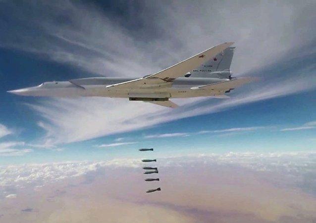 俄空天軍一周在敘摧毀1200處恐怖組織設施
