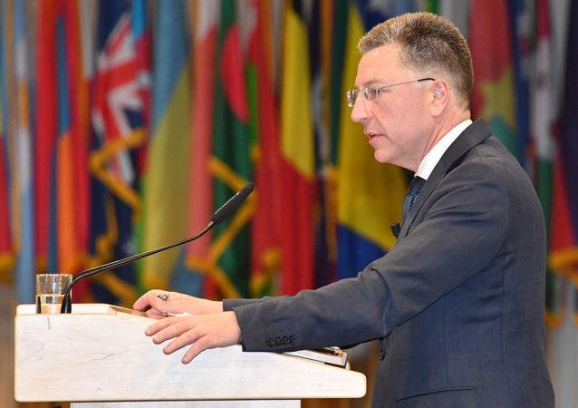 美國烏克蘭事務特使認為能就頓巴斯問題達成各方都滿意的協議