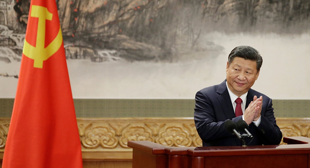 中國主席習近平