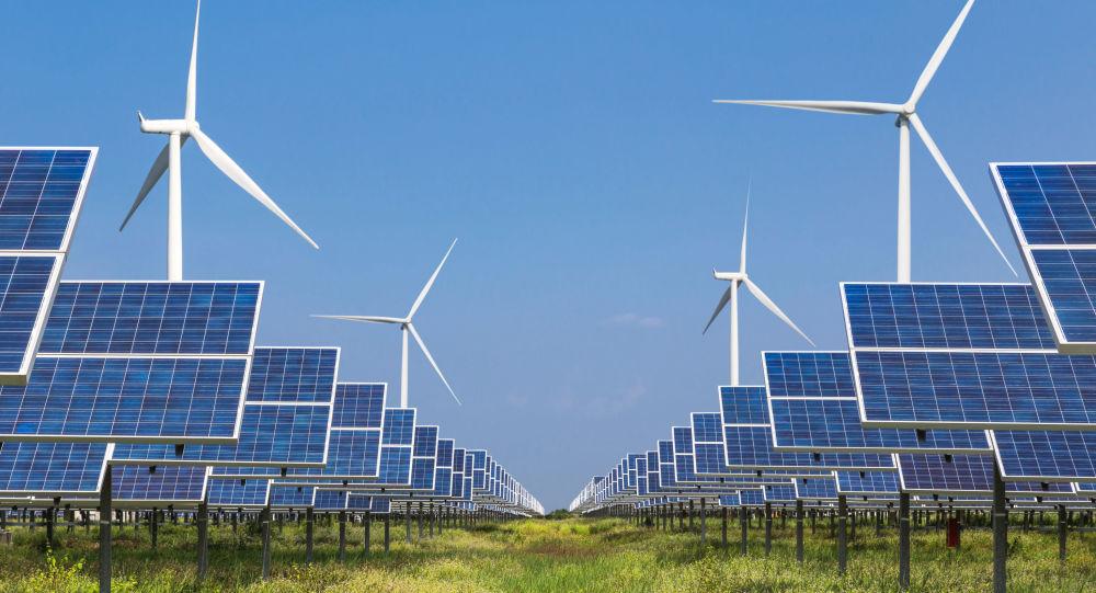 美國打算限制進口中國產太陽能電池板