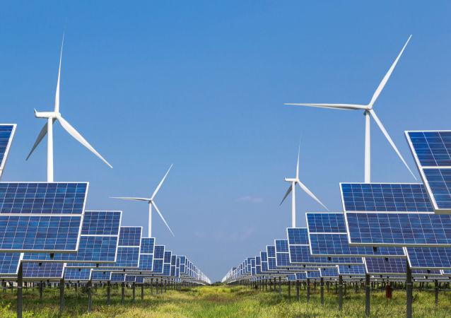 美国打算限制进口中国产太阳能电池板