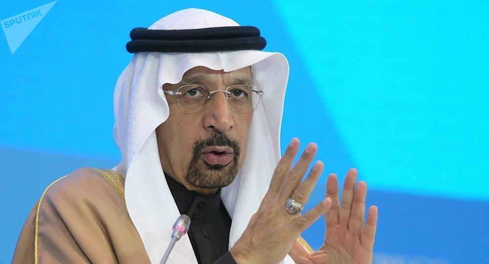 沙特阿拉伯能源部長法利赫