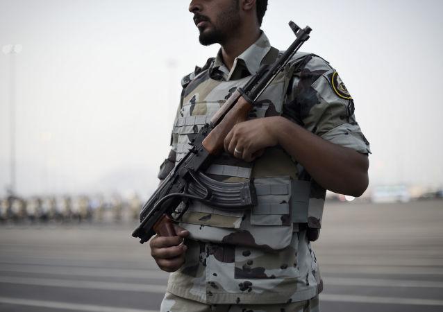 沙特強力人員經槍戰清除一名疑似自殺式恐怖分子