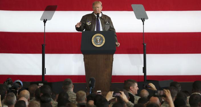 特朗普:中國領導人將助美國解決朝鮮危機