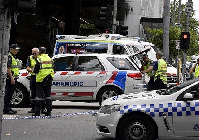 澳大利亞救護車
