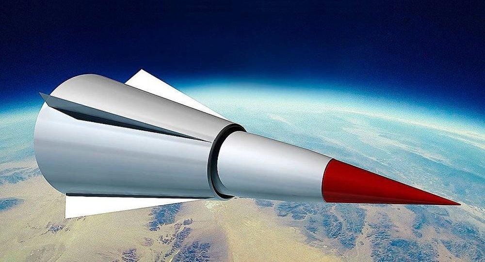 高超音速導彈彈頭