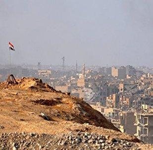 敘利亞代爾祖爾成立自治政府