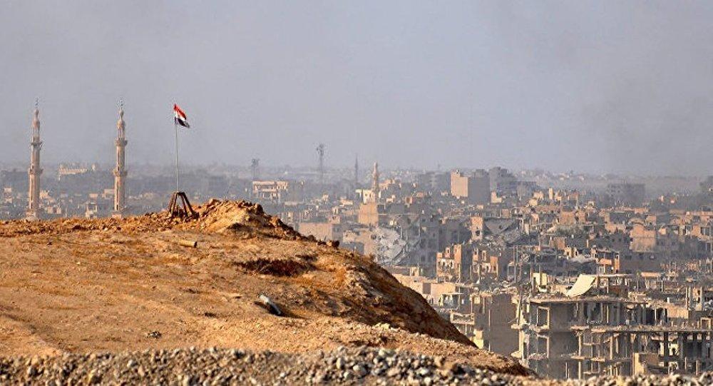沙特和以色列在叙多地干扰停火