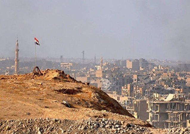 俄美總統稱安曼中心將繼續監督敘利亞停火狀況