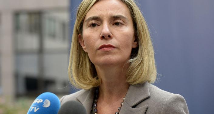 莫盖里尼:欧盟将启动17个防御合作项目