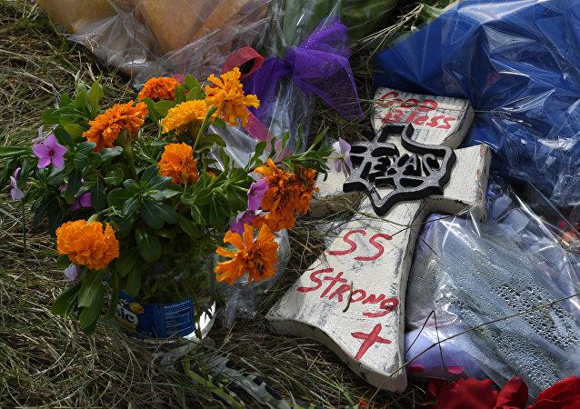 聖安東尼奧附近的薩瑟蘭斯普林斯教堂槍擊案造成26人死亡