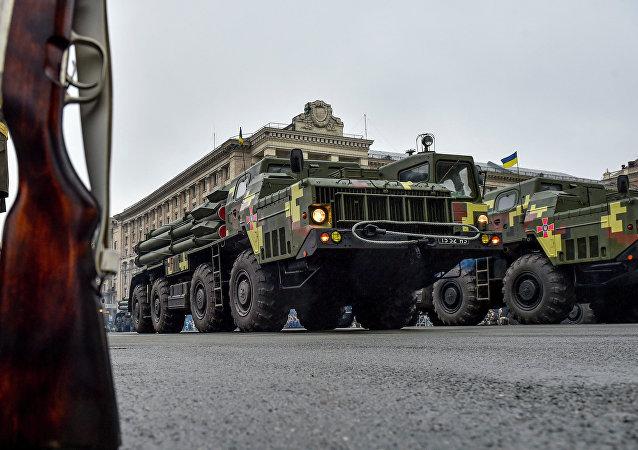烏克蘭內閣廢止與俄羅斯的武器與軍事裝備供應協議
