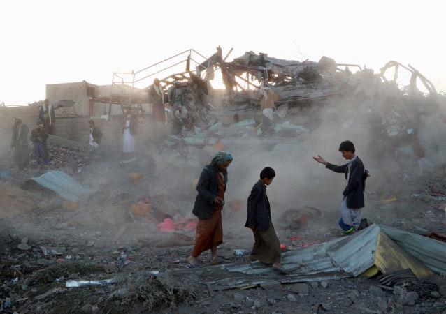 联合国呼吁利雅得为人道救援开放也门港口