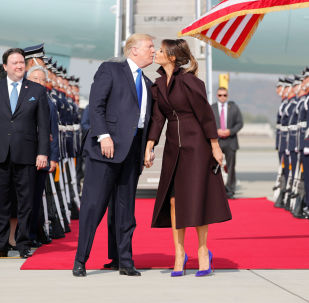 美国总统唐纳德·特朗普在11月5日至14日之间访问亚洲,这将成为25年来美国总统持续时间最长的一次访问。