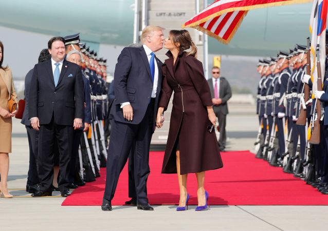 美國總統唐納德·特朗普在11月5日至14日之間訪問亞洲,這將成為25年來美國總統持續時間最長的一次訪問。