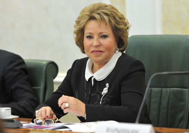 俄联邦委员会主席:俄将一切可能纠正扩大禁止化武组织职权所造成的局面