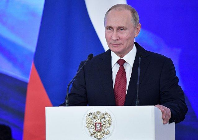 普京:俄羅斯希望成為亞太地區鄰國的主要食品供應者