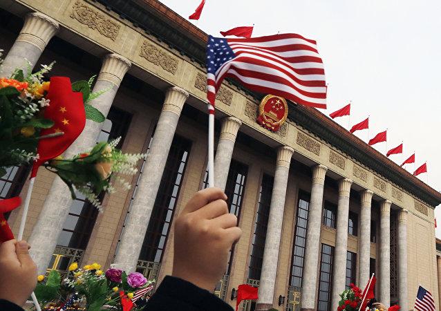 外媒:美國專家:美國或輸掉對華戰爭
