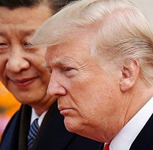 美国想跟中国来场贸易战