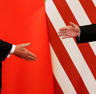 特朗普稱越來越接近與中國達成貿易協議