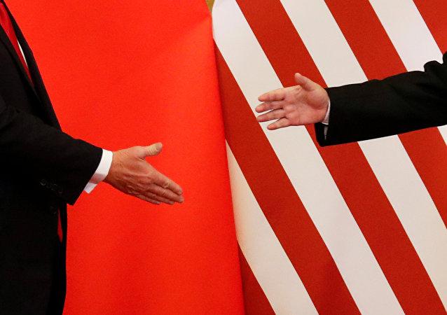 特朗普称越来越接近与中国达成贸易协议