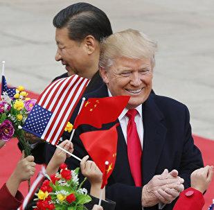 特朗普总统访华成为一次成功的历史性访问