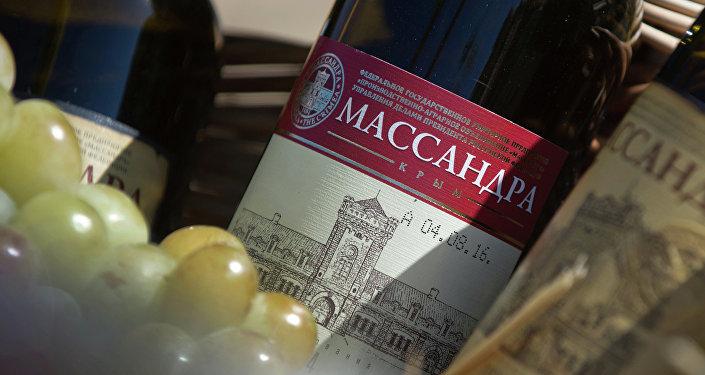 克里米亞兩家酒廠葡萄酒在香港著名國際比賽中獲獎