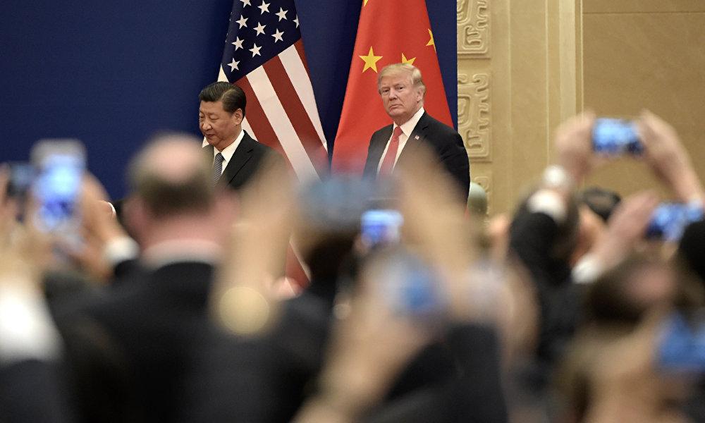 中國呼籲美國擴大相互開放 化解兩國貿易摩擦和矛盾