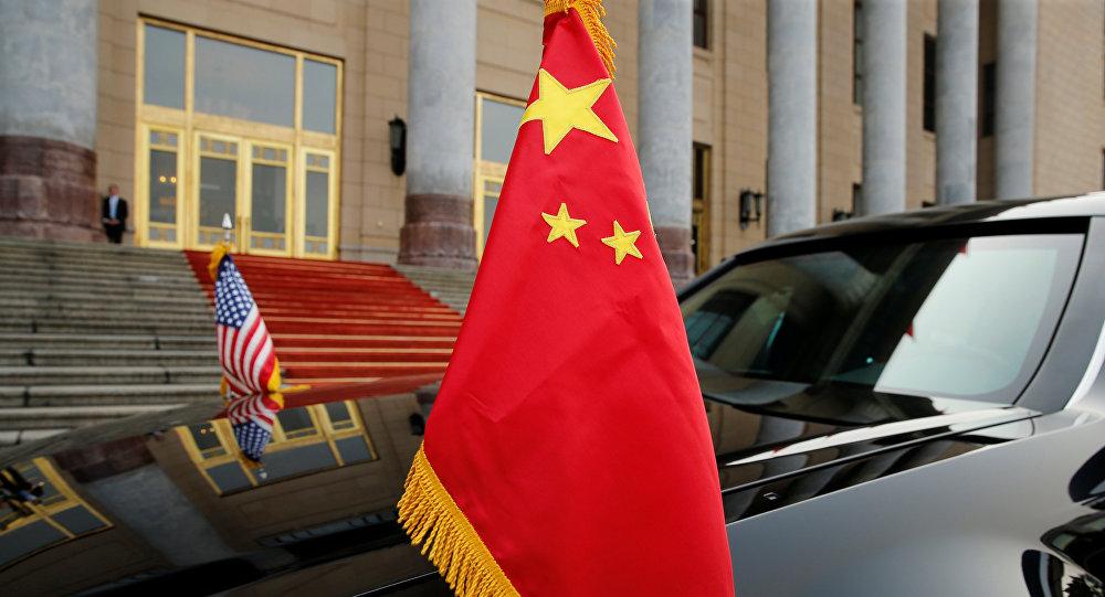 中国国防部敦促美国摒弃冷战思维