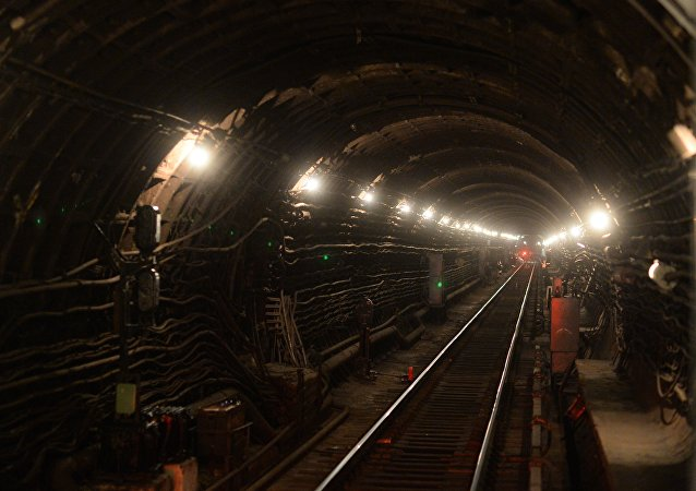 莫斯科钢铁合金学院的学者们弄明白如何预防地铁隧道塌方