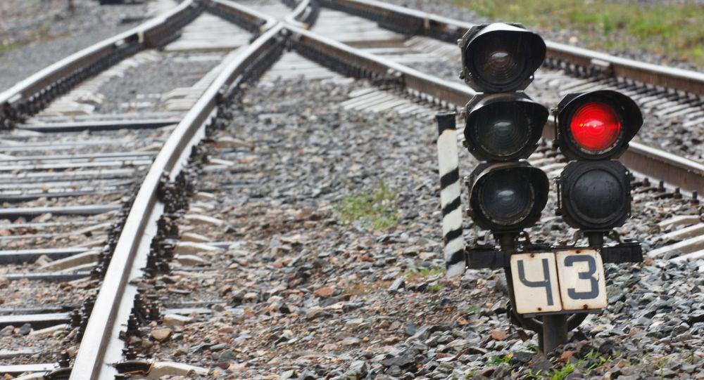 蒙古一列客運列車出軌 有人受傷