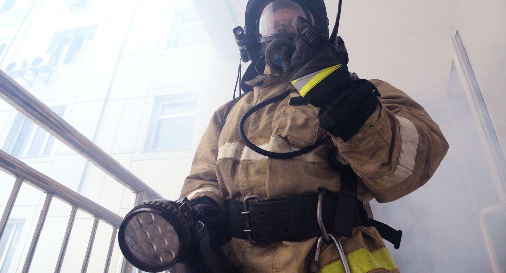 莫斯科17層公寓樓火災被徹底撲滅