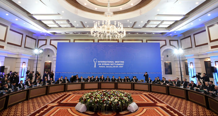 消息人士:敘政府代表團將參加第九輪敘問題阿斯塔納和談