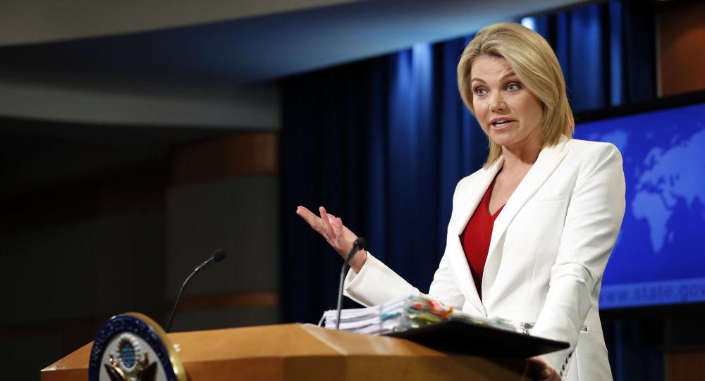 美国务院对普京连任并不意外 但打算研究欧安组织有关违规的数据