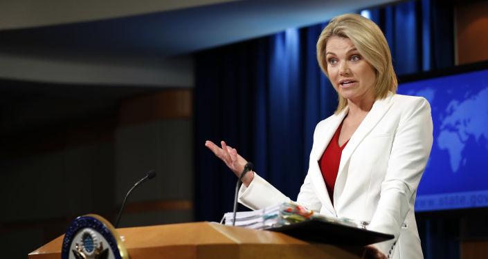 美国务院不认为很快就能实现俄美关系正常化