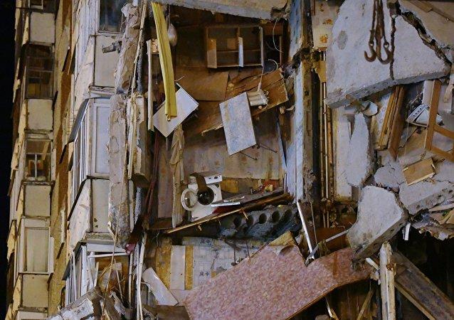 消息人士:伊熱夫斯克住宅樓倒塌死亡人數升至5人