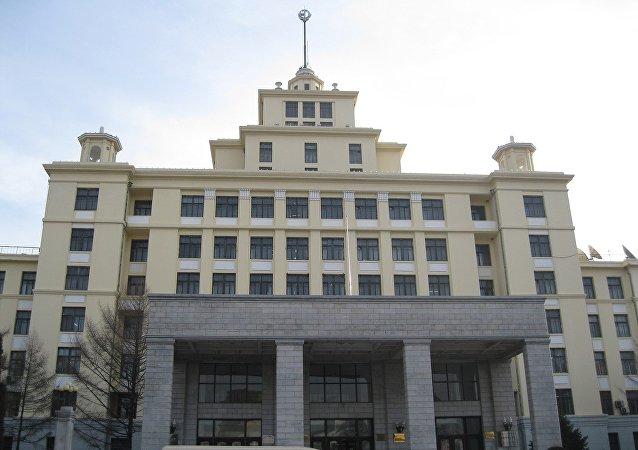 黑龍江大學
