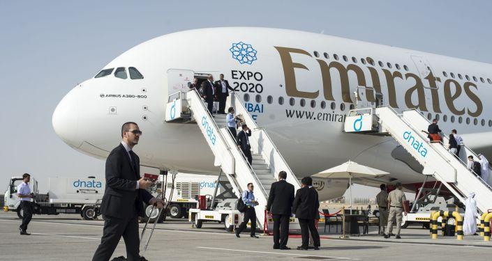 媒体:阿联酋航空公司利用3D打印技术制造机舱部件