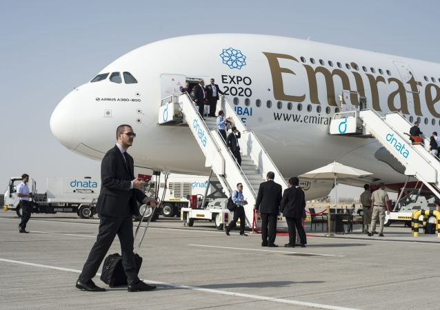 A380空客飛機